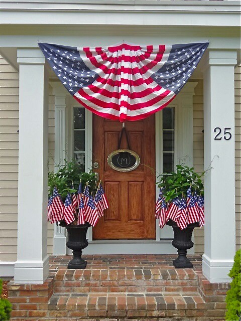 Front Porch July 4th Decorating Ideas The Carpet House