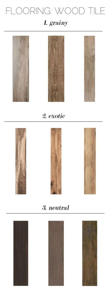 woodtilechoices